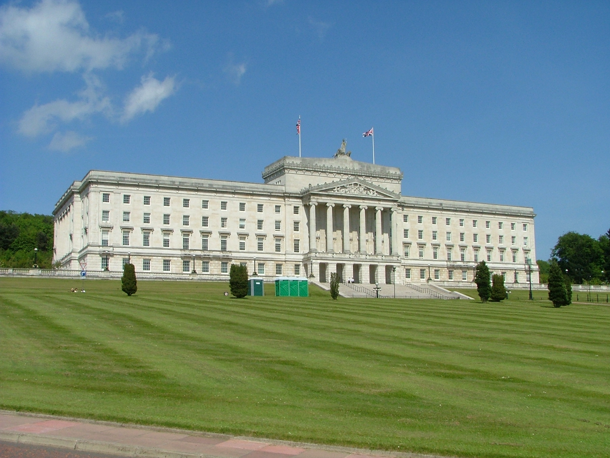Farewell to Stormont