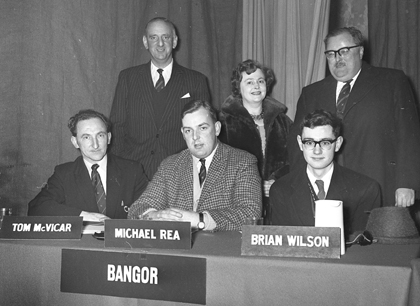 Bangor in the Sixties