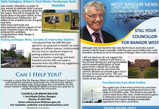 West Bangor News 117